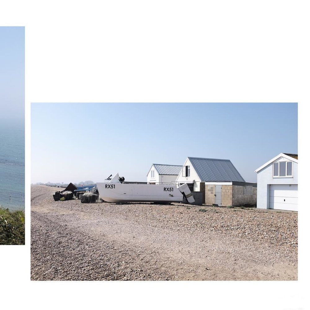 Fisherman's huts. From last week while on an editorial in the area of Bexhill. – – – – – #viewpoint #pinnaclepoint #dover #obs width=