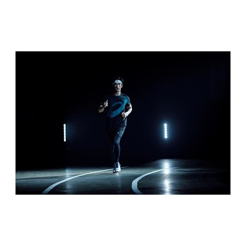 ASICS K25 – Shot on a blacked out 800m track at @printworkslondon ? Glad to be a part of the award winning work by @edelman – width=