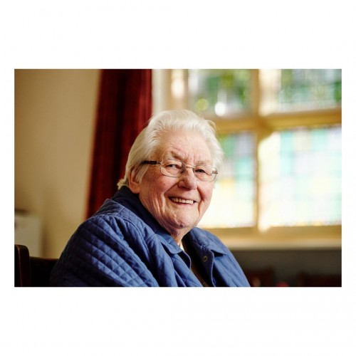 Mary from Barnet. Outtake from a recent width=