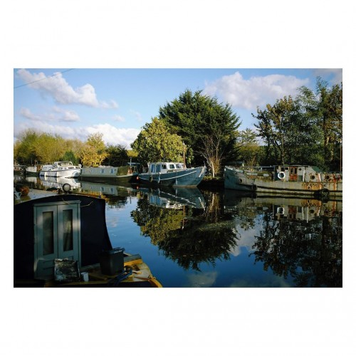 From studies on the river Lea – spanning width=