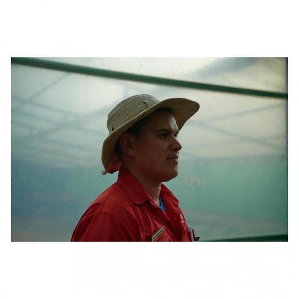 Hairo C̩spedes Рworker at Don Juan cof width=